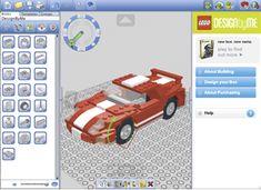 LEGO online - Objevte svět LEGO a zdarma s aplikací Lego Digital Designer