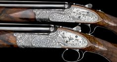 The 'Royal' Over-and-Under Shotgun