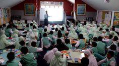 Perpustakaan Bunga Bangsa ƸӜƷ: Pelatihan Wudhu dan Sholat yang baik dan benar unt...