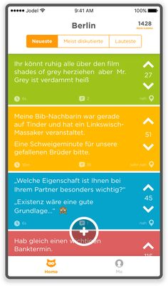Jodel - The Buzz on Your Campus!