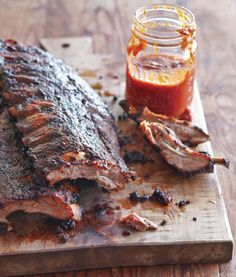 Ribs How much for just one rib on Pinterest Grilled
