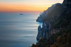 Magnetic coast Vico Equense | Italy © Andrea Buonocore