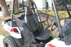New 2015 Polaris ACE™ ATVs For Sale in California. Exclusively designed ergonomics for your comfort and confidence Unique single passenger cab design 32 hp ProStar® engine Other: - Notes: ACE™ Models Warning: The Polaris Sportsman ACE™ can be hazardous to operate and is not intended for on-road use. Rider must be at least 16 years old with a valid driver's license to operate. Always wear helmet, eye protection, and seat belt, and always use cab nets or doors (as equipped). Never engage in…