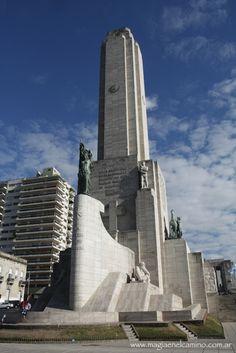 Rosario, Argentina. Presidente and Hermana Giuliani served here (my tío and tía)