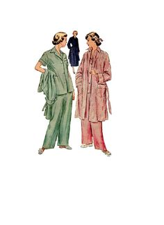 Simplicity 40s Vintage Sewing Pattern 2999 by AdeleBeeAnnPatterns