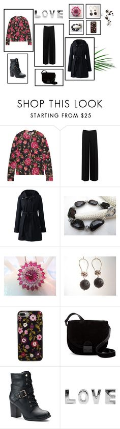 """""""Fashion"""" by keepsakedesignbycmm ❤ liked on Polyvore featuring Dolce&Gabbana, Alexander McQueen, Lands' End, Kate Spade, Loeffler Randall, Apt. 9, etsy, jewelry, accessories and gifts"""