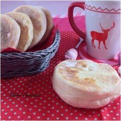 Muffins Anglais Recette Thermomix