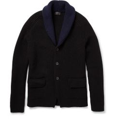 Jil Sander Chunky-Knit Wool Cardigan | MR PORTER