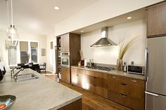 Awesome modern kitchen  by Greg Welch Construction