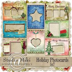 ISO: Christmas cards - DigiShopTalk Digital Scrapbooking