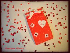 Notebook paper valentine's day