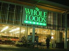 whole foods sign - Google Search