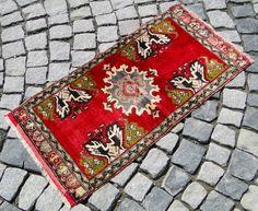 Turkish Rug X Hand Woven Kirsehir Carpet X Turkish Kilim Rugs, Rugs On Carpet, Bohemian Rug, Hand Weaving, Antiques, Ebay, Scrappy Quilts, Antiquities, Hand Knitting