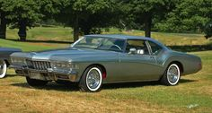 1971 Buick Silver Arrow III