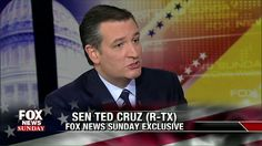 'Our Enemies Are Laughing at Us': Cruz Talks Iran, ISIS