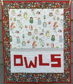 Owls  by Kristin Shields
