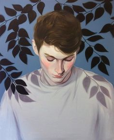 Kris Knight is a Canadian painter whose work examines performance in relation to the construction, portrayal and boundaries of sexual and asexual identities.