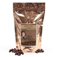 This Blueberry Creme coffee will take you back to summer. It smells like you're picking fresh blueberries off the bush, and putting them on fresh homemade ice cream. Nothing beats this coffee flavor. It quickly became a best seller. When you try it, you'll see why. #javamomma #coffee #directsales