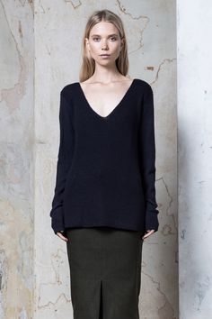 Ivy Knit / Ink / RRP $129