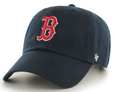 c805bb835a711  47 Boston Red Sox Clean Up Cap Brand Navy