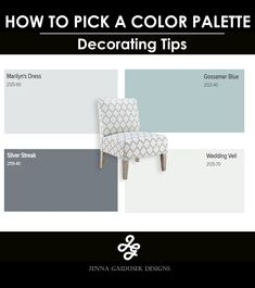How to Choose Paint Colors That Go Together — Jenna Gaidusek Designs Decorating Tips, Decorating Your Home, Charcoal Sofa, Colours That Go Together, Rustic Home Interiors, Guest Bedrooms, Master Bedroom, Large Furniture, Wood Furniture