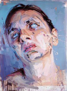 """Jenny Saville - """"Rosetta"""""""