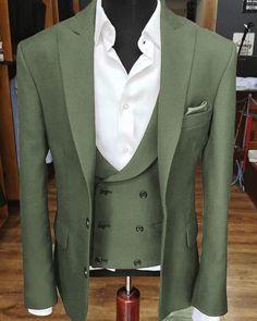 Mens Fashion Night Out Formal Prom Suits, Men Formal, Tuxedo Jacket, Vest Jacket, Designer Suits For Men, Brown Suits, Tailored Suits, Fashion Night, Fashion Ideas