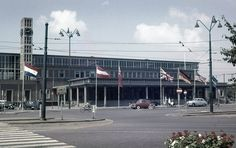 Centraal Station (1960).