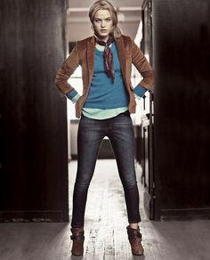 Autumn / Winter Paula Cahen D`Anvers / slim blazer