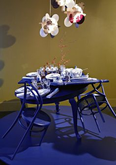 Royal Copenhagen Christmas tables