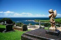 Gerringong Cemetery, Australia ~ Widdershin1.