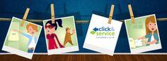 ClickAndService: ¿No tienes tiempo para tus recados? Nosotros los hacemos por ti.