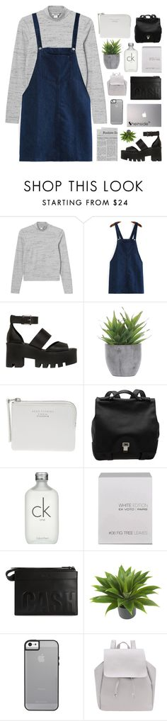 """""""-- dancing is dangerous"""" by feels-like-snow-in-september ❤ liked on Polyvore featuring Monki, Windsor Smith, Lux-Art Silks, Acne Studios, Proenza Schouler, Calvin Klein, Samsung, Ex Voto Paris, 3.1 Phillip Lim and Nearly Natural"""