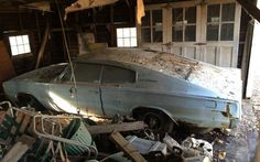 1966 Dodge Charger Barn Find - http://barnfinds.com/1966-dodge-charger-barn-find/