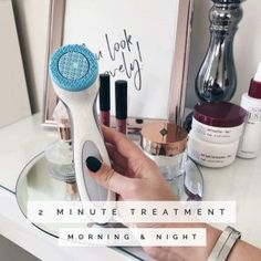 Gently—yet deeply—cleanses away dirt, oil, makeup, and toxins through its patent-pending counter-rotating, pore-tightening action. Body Shaver, Eyebrow Serum, Pigmentation, Old Makeup, Egg Test, Nutriol Shampoo, Facial Cleansers, Bright Skin, Lighten Skin