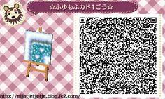 ☆ winter snow Mofu waterway TILE#3<-- gose with ☆ design Yukishiba & Heart Eye style ☆ , Ice cube road, winter softly stairs, ☆ snow and rabbit starlit sky waterway :)