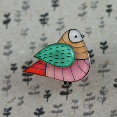 bird shrink art