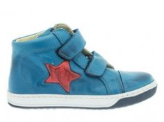 NATURINO - Stoere schoen met klittenband Donald (art. 0012500866.01.9105)