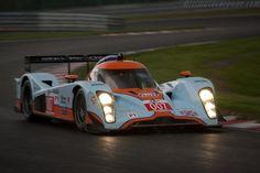 Lola Aston Martin B09/60 - 2009 Le Mans Series Spa 1000 km