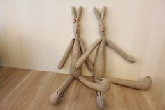 DIY-stil Maileg kanin