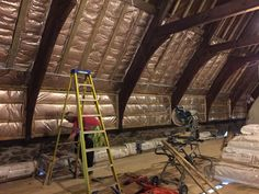 A family of eleven is creating a stunning home from a former church near Truro in Cornwall – and has chosen to insulate it with products from the Actis Hybrid range because they are much cleaner and faster to install than any alternatives.