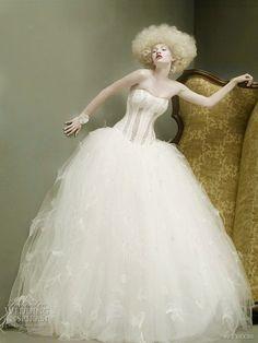 St. Pucchi Couture Wedding Dresses 2012 | Wedding Inspirasi