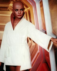 "bacchanales-sexuelles:  Persis Khambatta, ""Star Trek: The Motion Picture"", 1979.  ♥ ♥ ♥"
