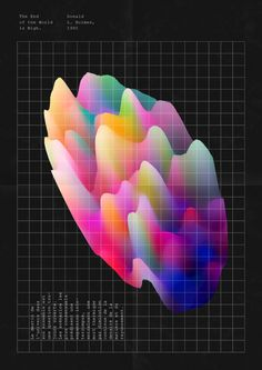 Gradients - Graphic Design Trends for - Davenports Media Web Design, Graphic Design Trends, Graphic Design Posters, Graphic Design Inspiration, Graphic Art, Design Art, Color Inspiration, Intranet Portal, Palette Pastel
