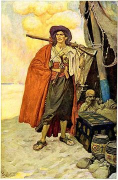 READ NOW: Howard Pyle's Book of Pirates