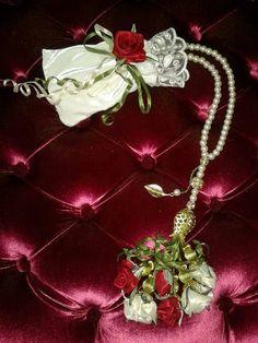 Tesbih Elsa, Wedding, Jewelry, Bias Tape, Mariage, Jewellery Making, Jewelery, Jewlery, Weddings