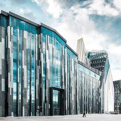 New Augusteum at University of Leipzig in Germany by Dutch Architect Erick van Egeraat