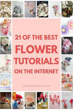 Are you ready for Mothers Day Flowers with a twist? Make your own Forever Flowers using crepe paper and templates via the Tutorial pages Faux Flowers, Diy Flowers, Fabric Flowers, Kanzashi Flowers, Origami Flowers, Flower Ideas, Diy Craft Projects, Fun Crafts, Paper Crafts