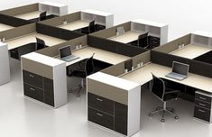 Providing a comfortable and easy to adjust environment helps in working easily for the workers of any company; modern offices are making a point to put in good furnishing.