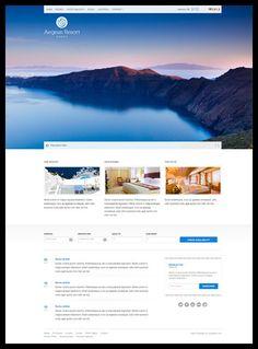 Aegean Resort Theme Review - CSSIgniter